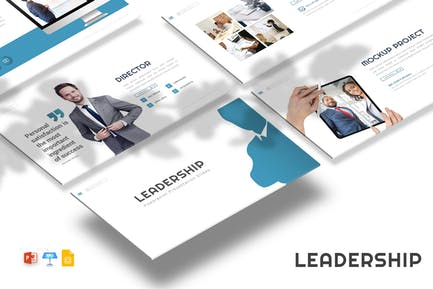 Лидерство - Powerpoint/Google слайды/Keynote