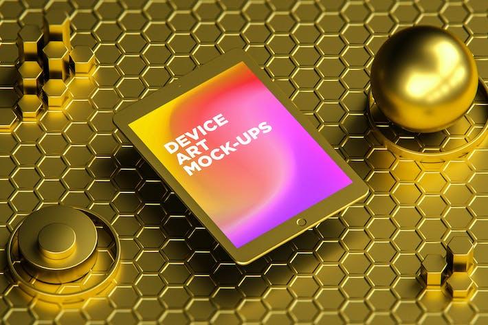 Thumbnail for Device Art MockUp 011