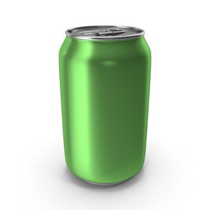 Aluminum Can 330ml Light Green
