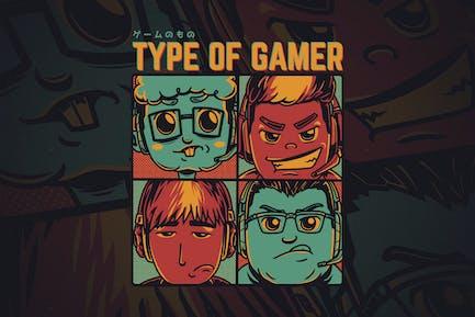 Type of Gamer