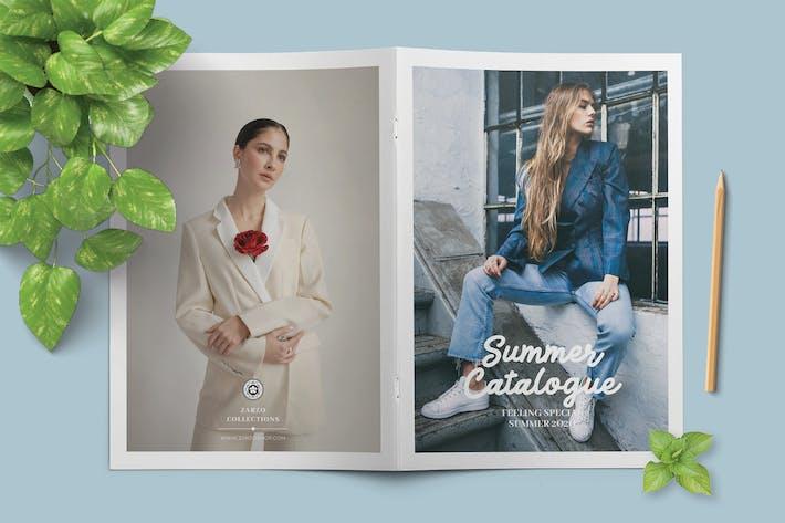 Thumbnail for Summer Fashion Catalog