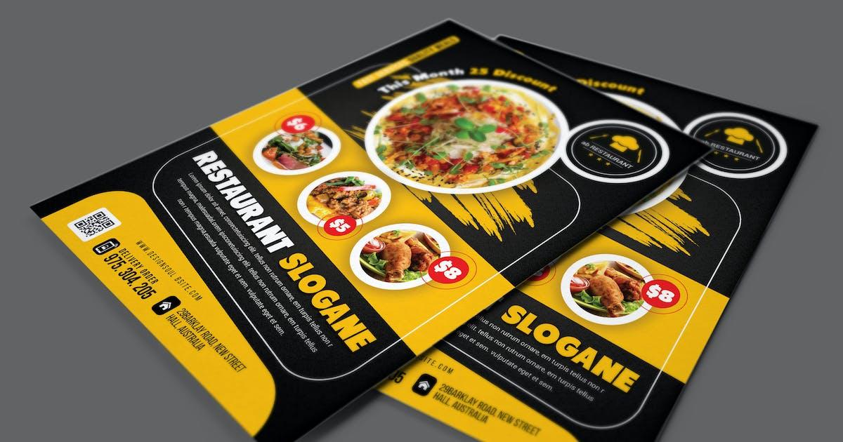 Download Restaurant Flyer by Unknow