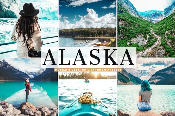Thumbnail for Alaska Mobile & Desktop Lightroom Presets