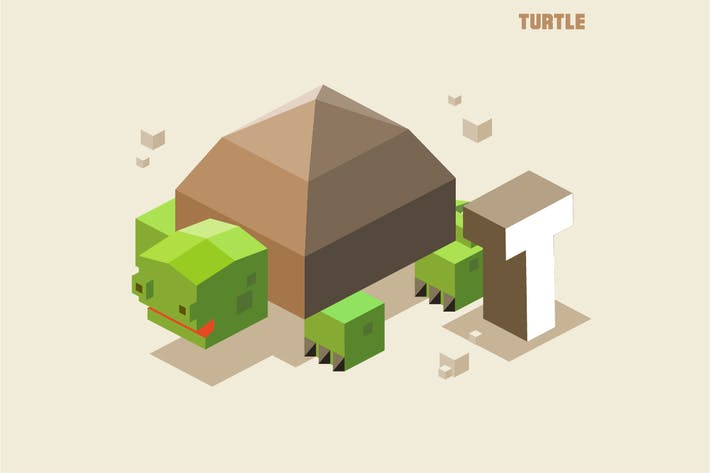 Thumbnail for T for turtle, Animal Alphabet