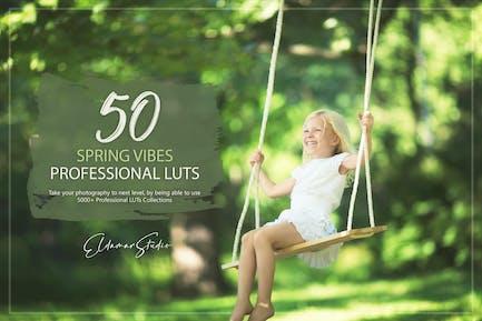 Набор «50 весенних вибс»