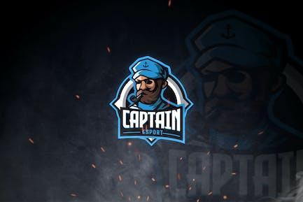 Captain Esports Logo