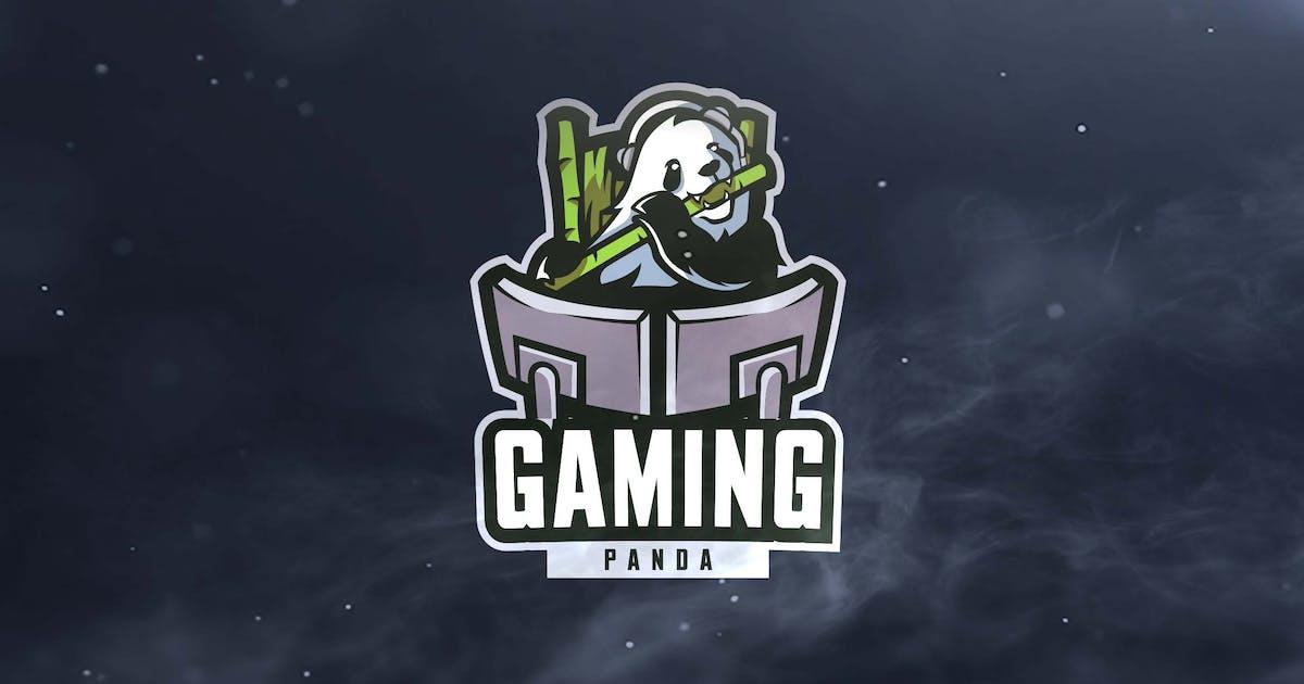 Download Gaming Panda Sport and Esports Logos by ovozdigital