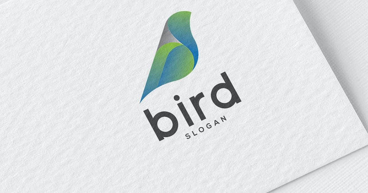 Download Modern Bird Logo Template by MONOGRPH