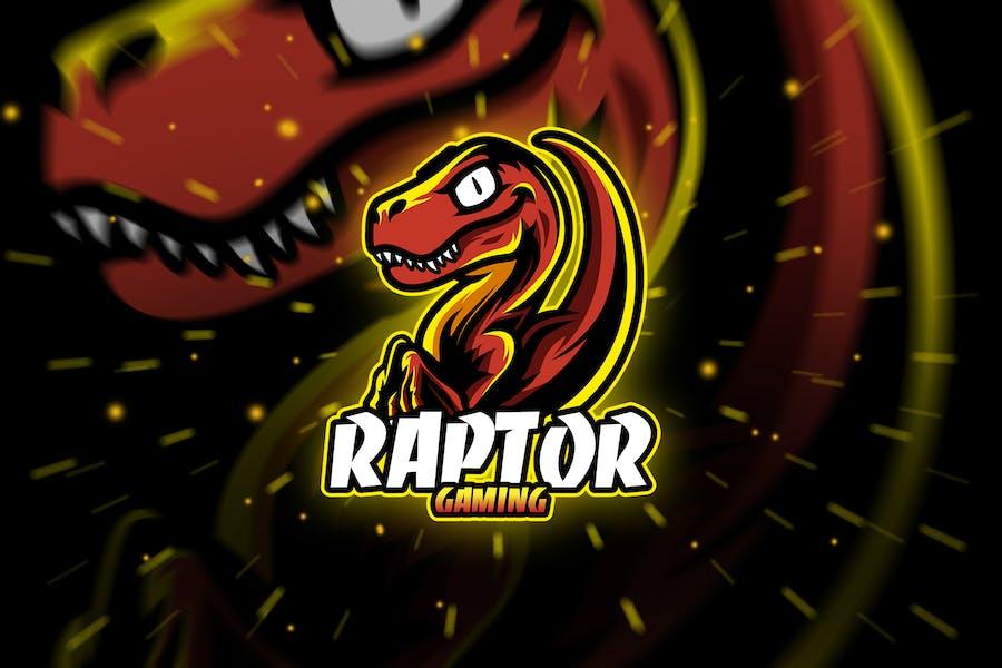 raptor - Mascot & Esport Logo