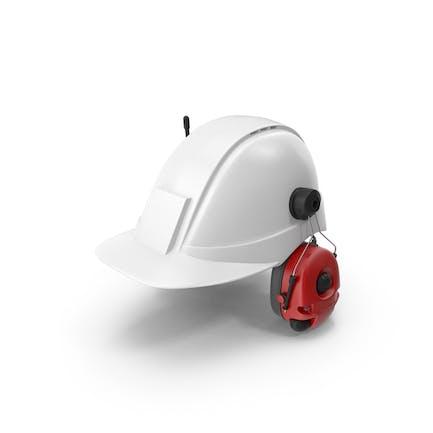 Hard Hat  & Alert Headset