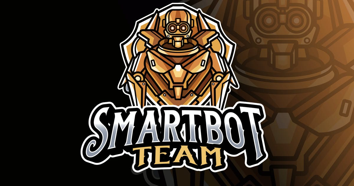 Download Smartbot Logo Template by IanMikraz