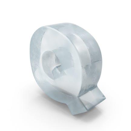Ice Symbol Q
