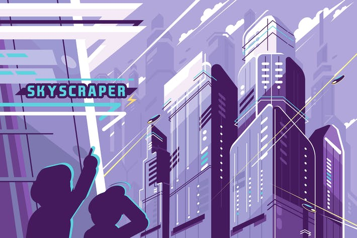 Thumbnail for Skyscraper - Vector Activity