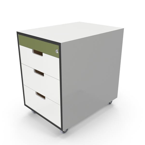 Office Drawer with Lock