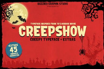Creepshow- Fuente Horror