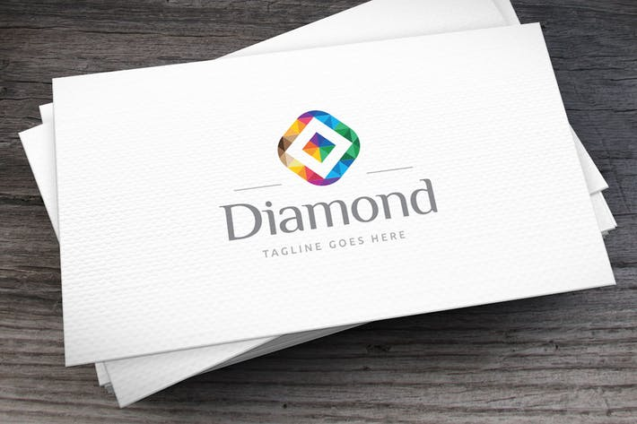 Thumbnail for Diamond Logo Template