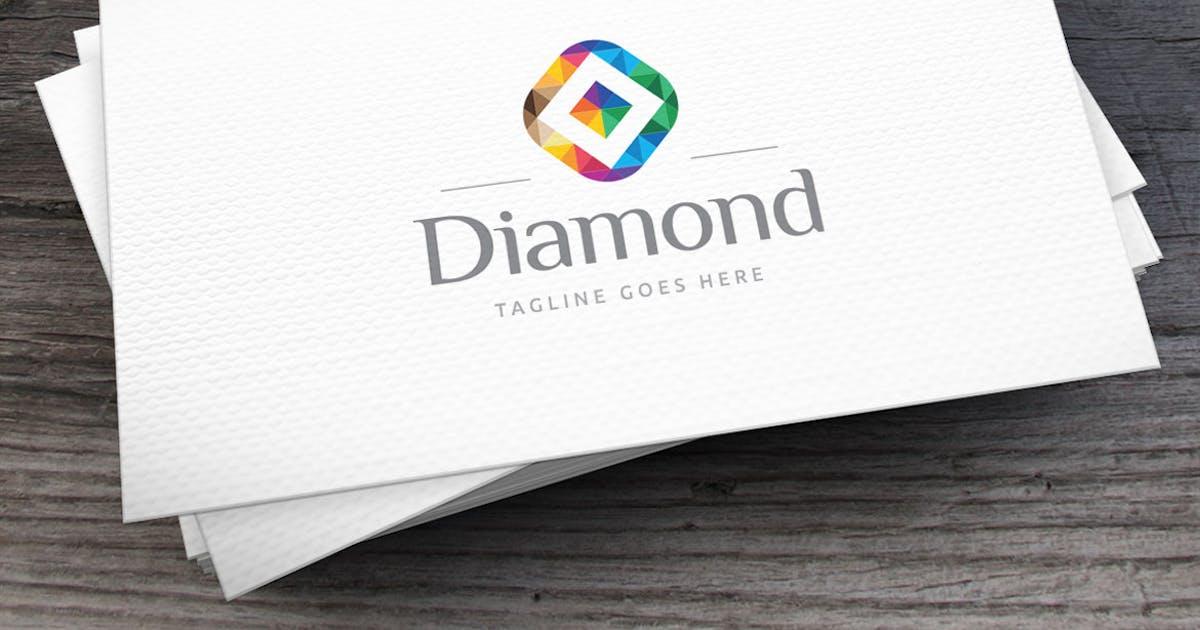 Download Diamond Logo Template by empativo