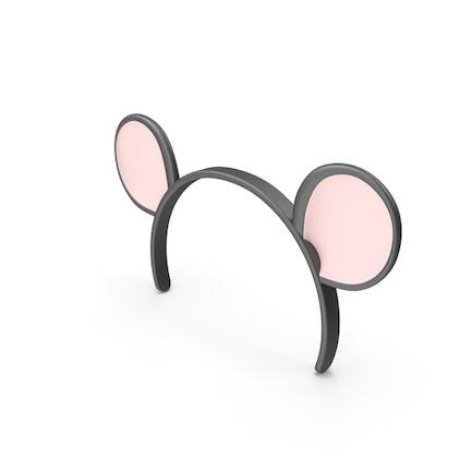 Mouse Ears Headband