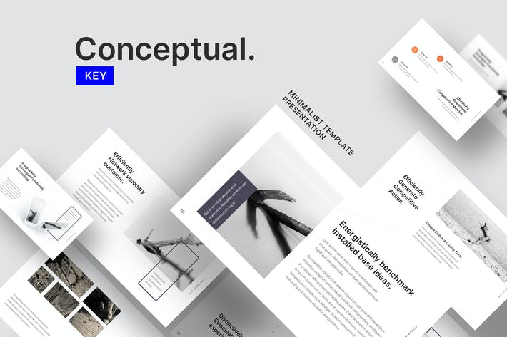 Thumbnail for Conceptual - Keynote Template