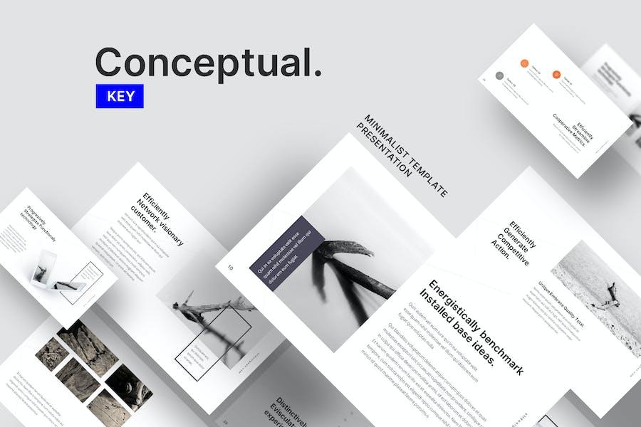 Conceptual - Keynote Template