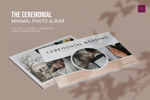 Ceremonial Wedding - Photo Album - product preview 3