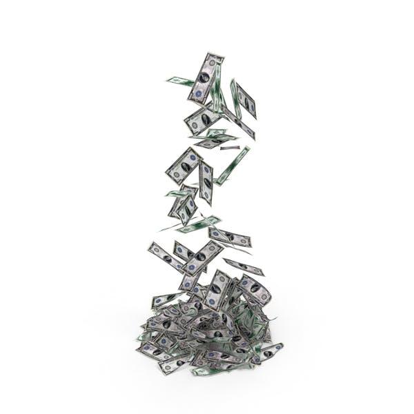 Thumbnail for Falling Money Pile