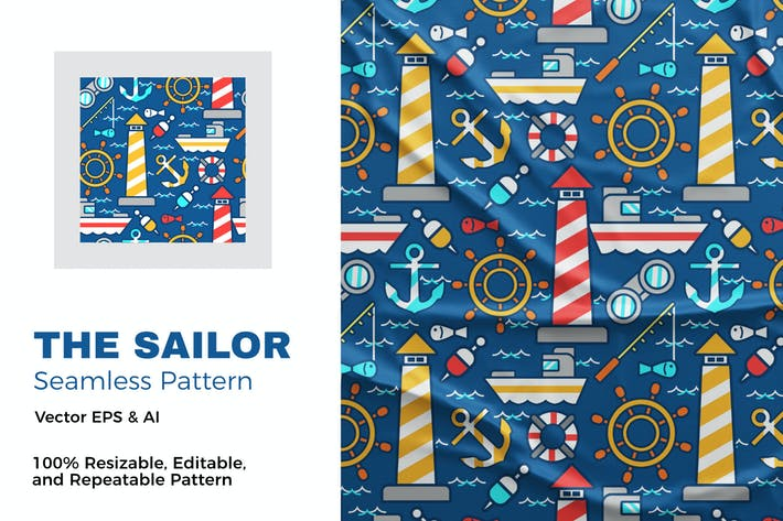 Thumbnail for The Sailor Pattern