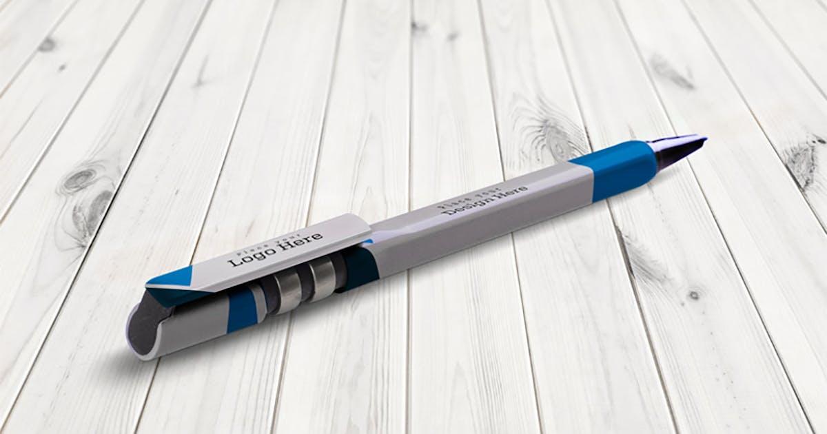 Download Pen Mock Up V.1 by QalebStudio
