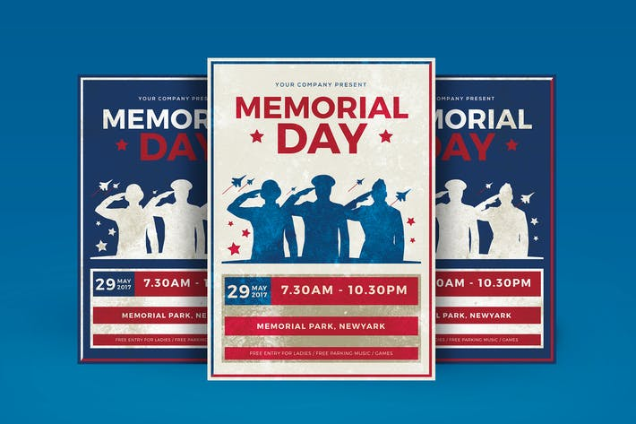 Thumbnail for Modern Memorial Day