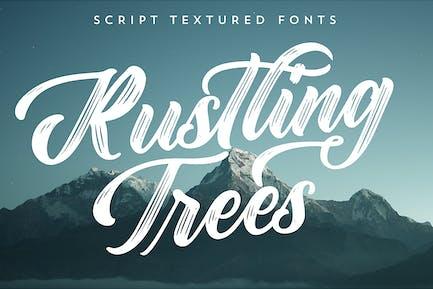 Rustling Trees