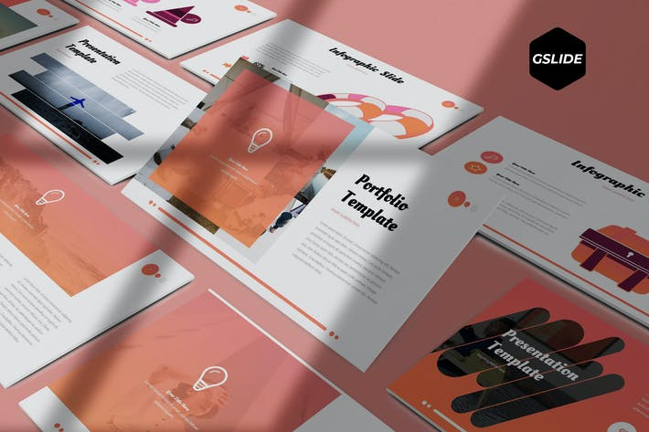 Cover Image For Pinka - Google Slide Template