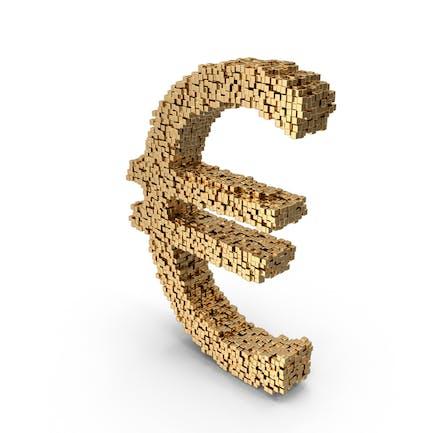 Voxel Euro Signo