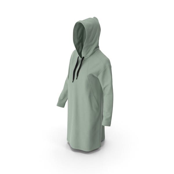 Women's Hoody Green