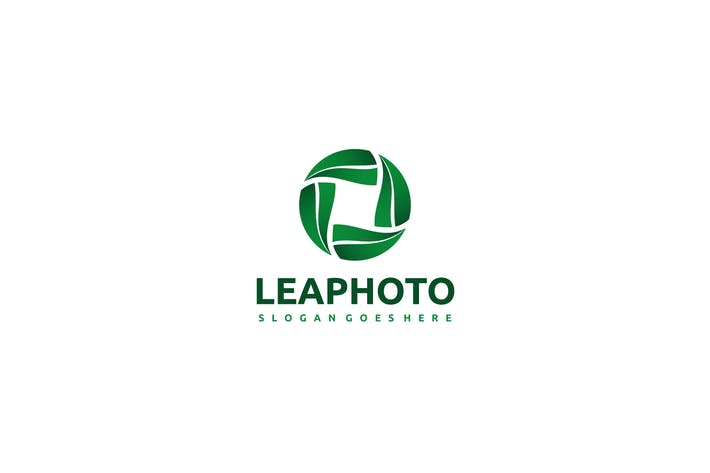 Leaves Camera Logo