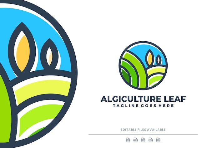 Leaf Color Logo