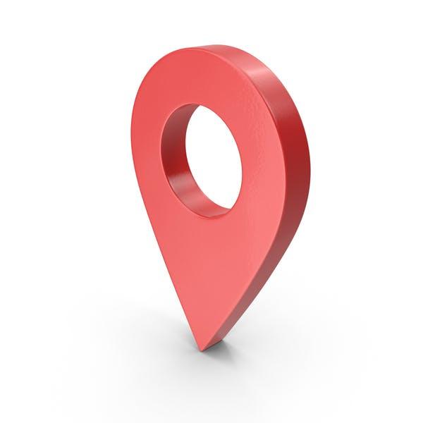 Puntero de mapa Digital