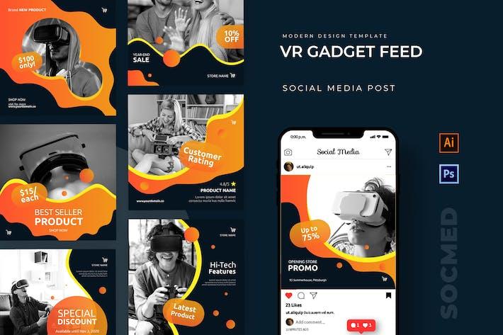 Thumbnail for VR Gadget Store Socmed Post