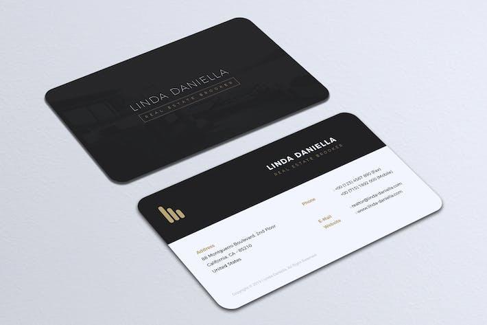 Thumbnail for Minimalist Business Card Vol. 14