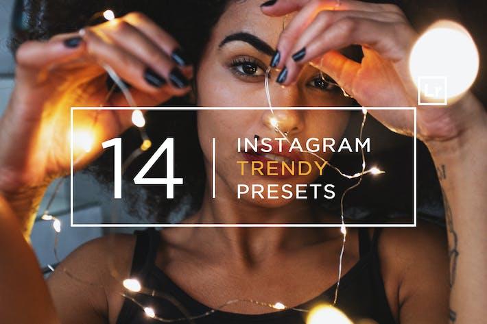 Thumbnail for 14 Instagram Модные Пресеты Lightroom