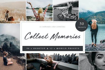 Lightroom Presets - Collect Memories