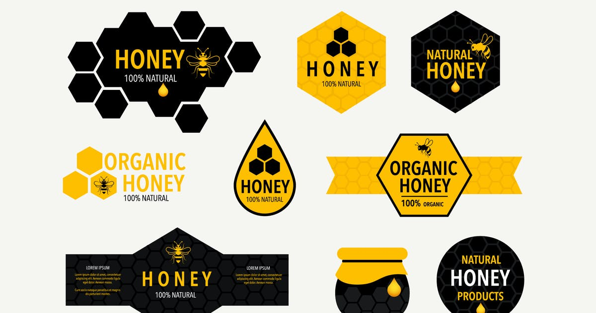 Download Honeycomb Labels by Jumsoft
