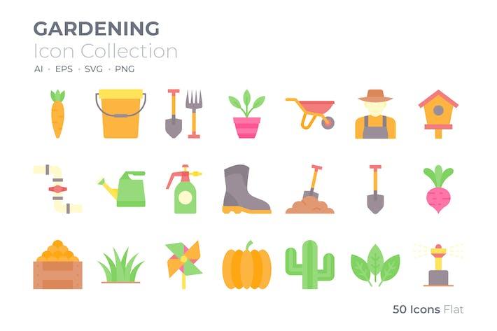 Thumbnail for Gardening Farbsymbol