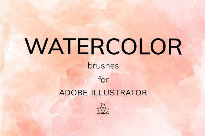 Thumbnail for Vector Watercolor brushes