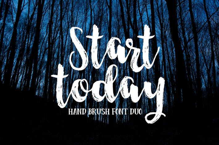 Cover Image For Start Today Script
