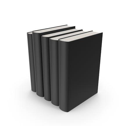 Kit de Libro negros