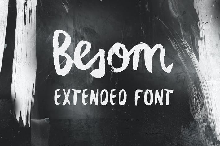 Cover Image For Besom Extended