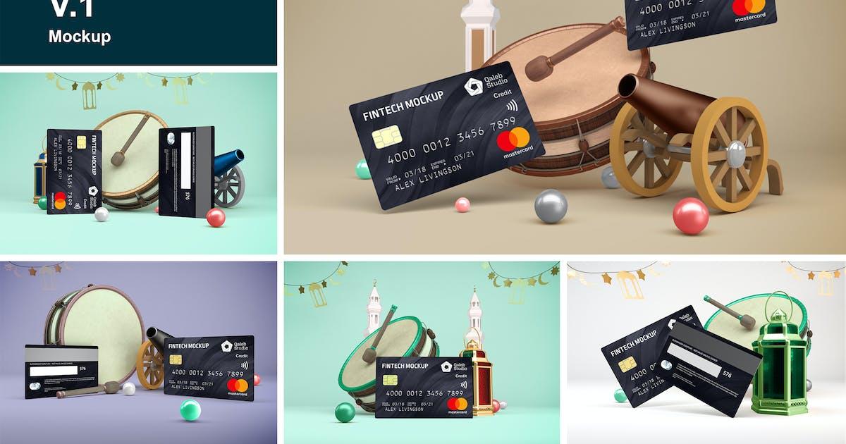 Download Ramadan Credit Card V.1 by QalebStudio