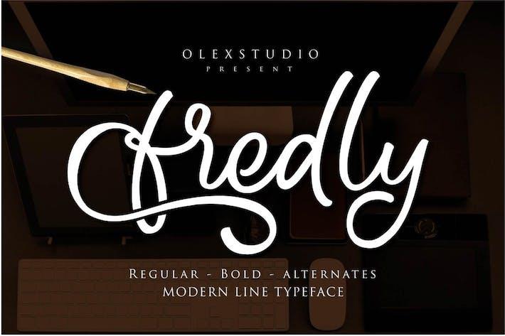 Thumbnail for Fredly - secuencia de comandos de línea moderna