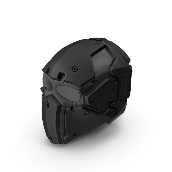 Kevlar Tactical Mask