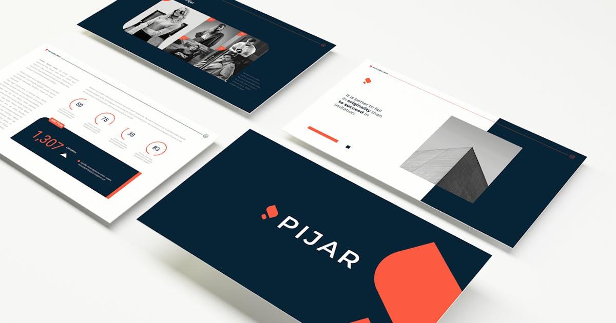 Download Pijar Powerpoint by VisualColony